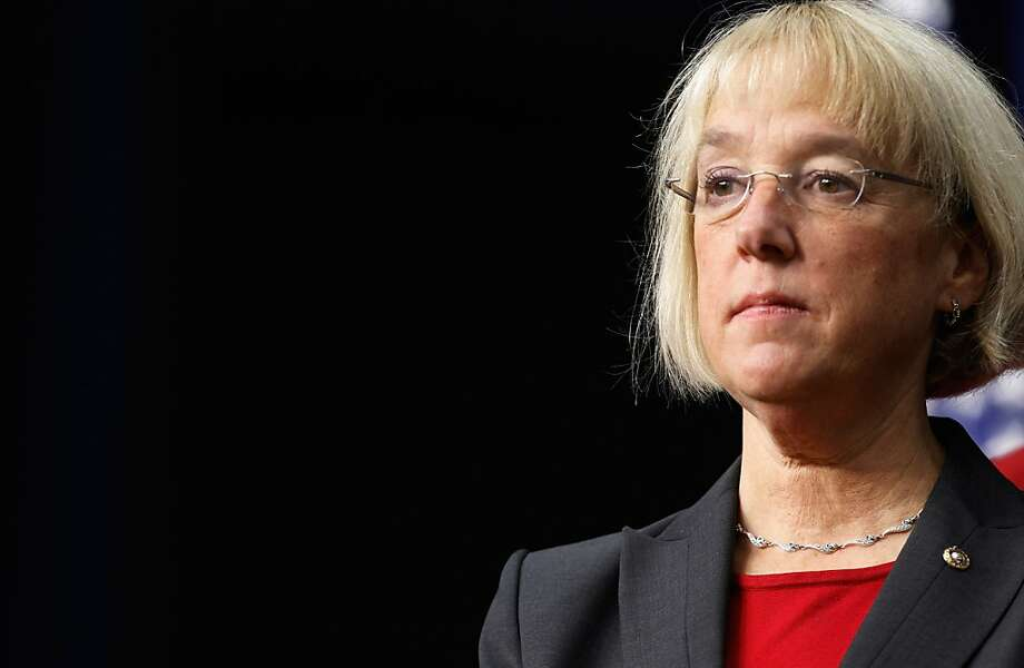 "Sen. Patty Murray calls the suicides by service members ""an epidemic that cannot be ignored."" Photo: Chip Somodevilla, Getty Images"