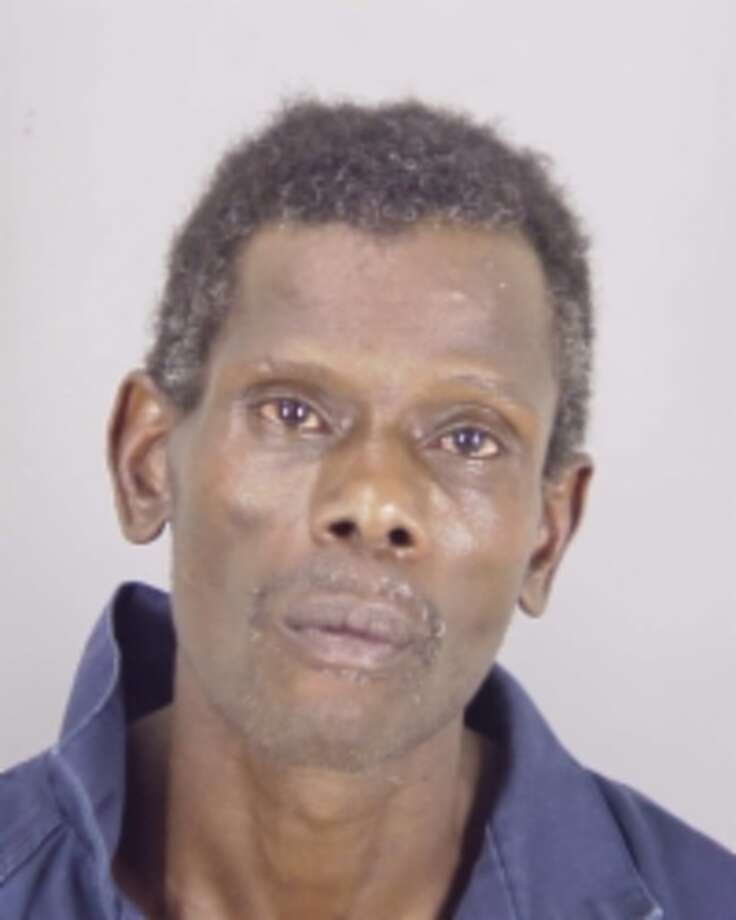 Lee Collins, 51, of Beaumont currently is being held in the Jefferson County jail on bonds of more than $600 for tresspassing, theft and evading charges, as well as a $50,000 bond in reference to an outstanding warrant for burglary of a habitation. Photo provided by Beaumont Police Department.