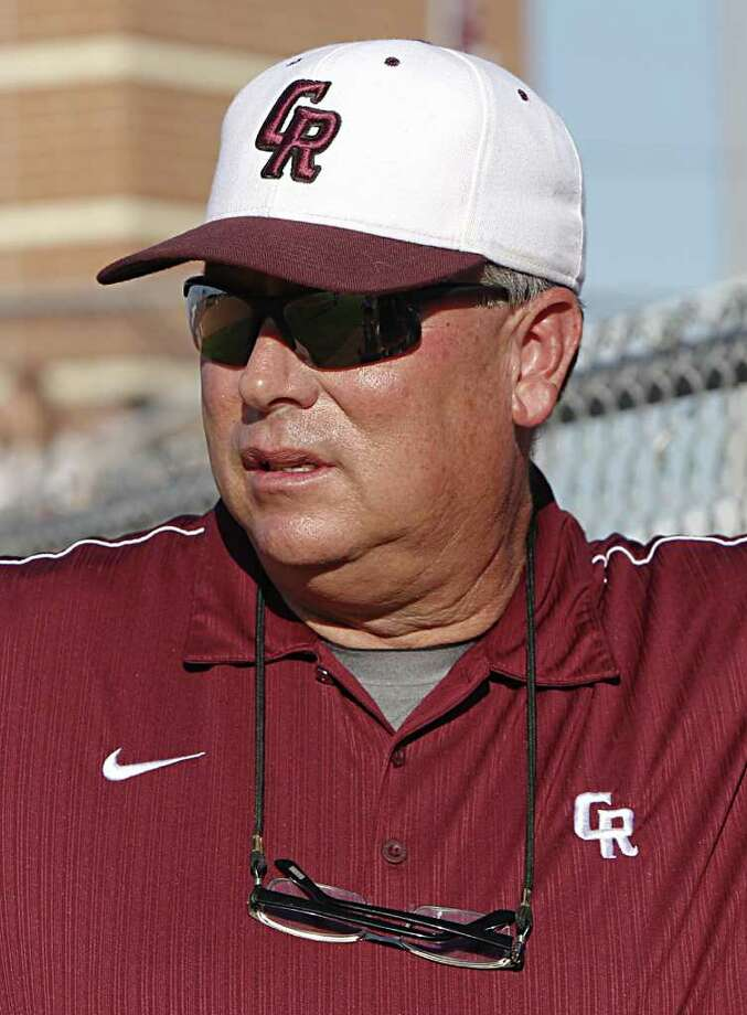 Cinco Ranch varsity softball coach Jerry Miller Photo: Diana L. Porter / © Diana L. Porter