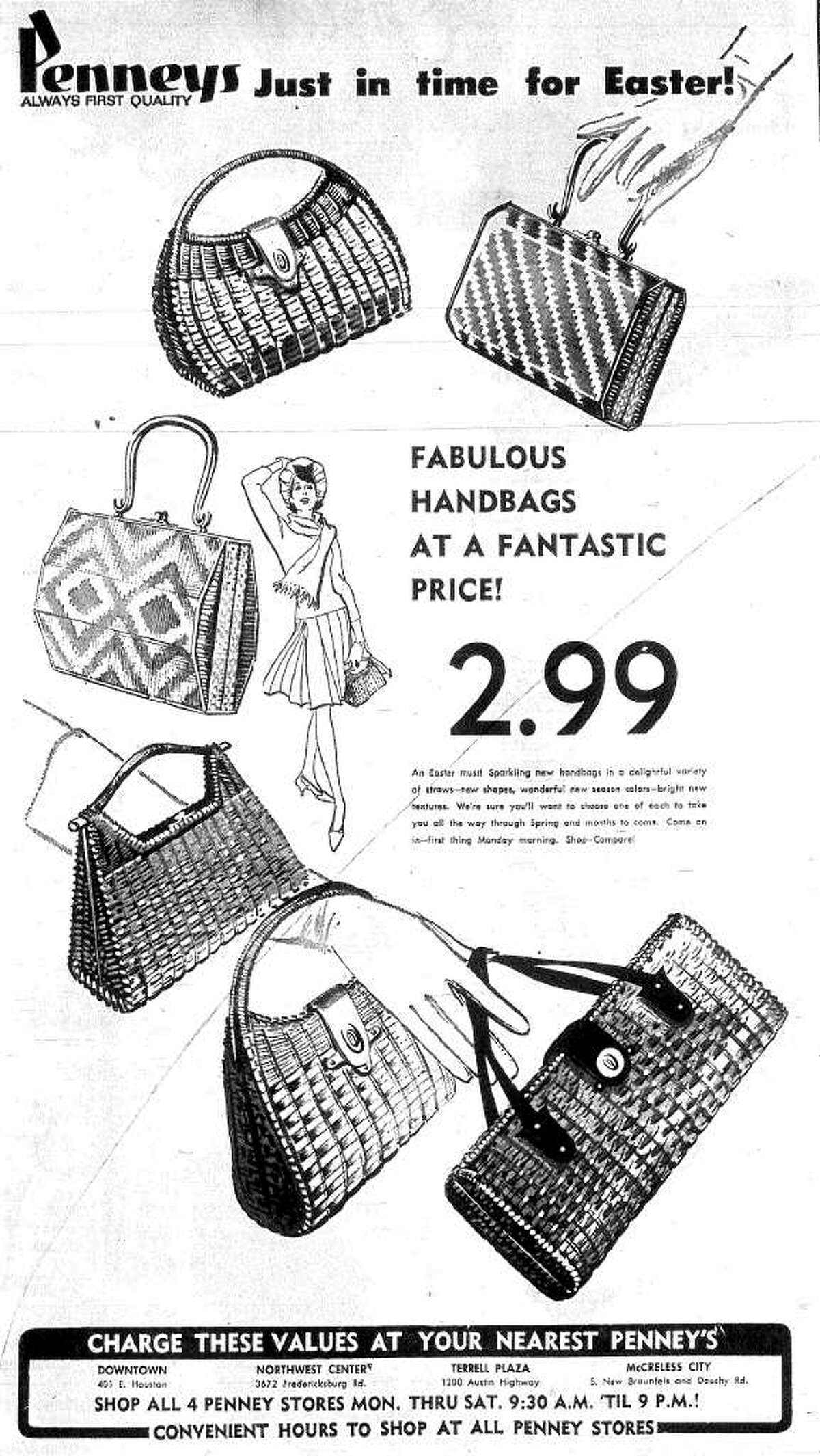Those $2.99 bags would cost $19.87 in 2010 dollars - a bargain in any decade.