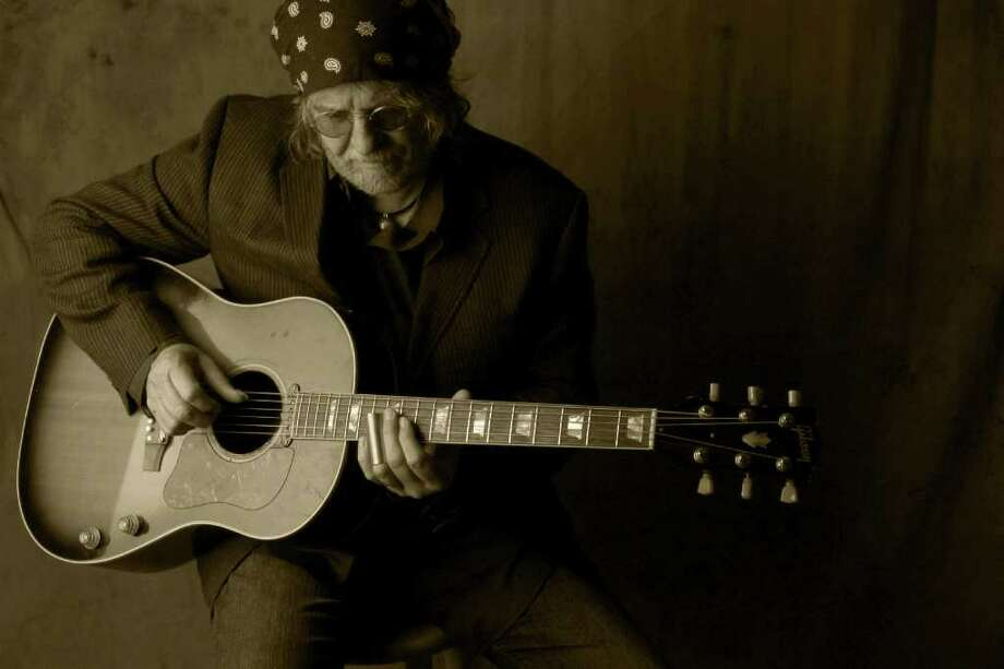 """Ray Wylie Hubbard's new CD is """"The Grifter's Hymnal."""" Photo: Todd Wolfson/courtesy"""