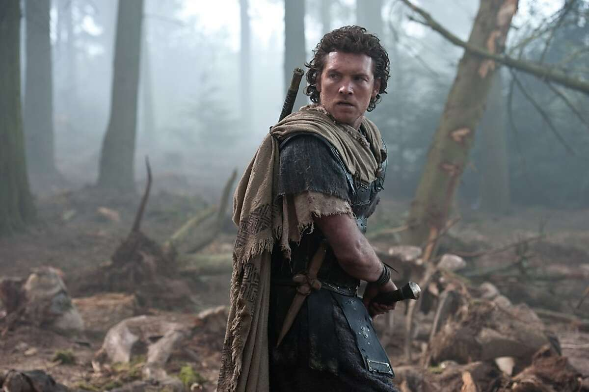 SAM WORTHINGTON as Perseus in Warner Bros. Pictures?• and Legendary Pictures?• action adventure ?'WRATH OF THE TITANS,?