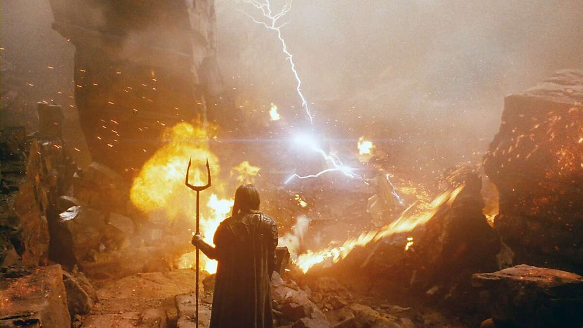 'Wrath of Titans' review: Futility of fake effects