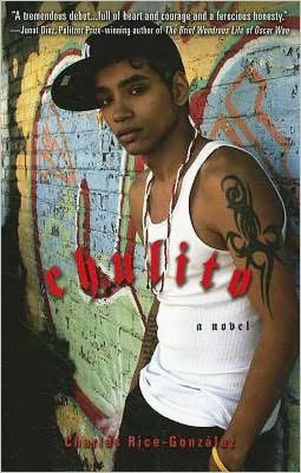 """""""Chulito"""" author Charles Rice-Gonzalez will be in San Antonio April 4 for a reading and book-signing. Photo: Courtesy Magnus Books"""