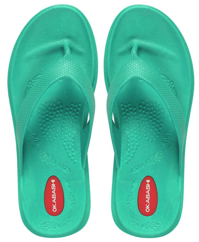 198e6544a37d3 Tried and Tested  Okabashi Maui flip-flop - Times Union