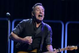 Bruce Springsteen    Springsteen uses Catholic imagery in his new album. (David Goldman / Associated Press)