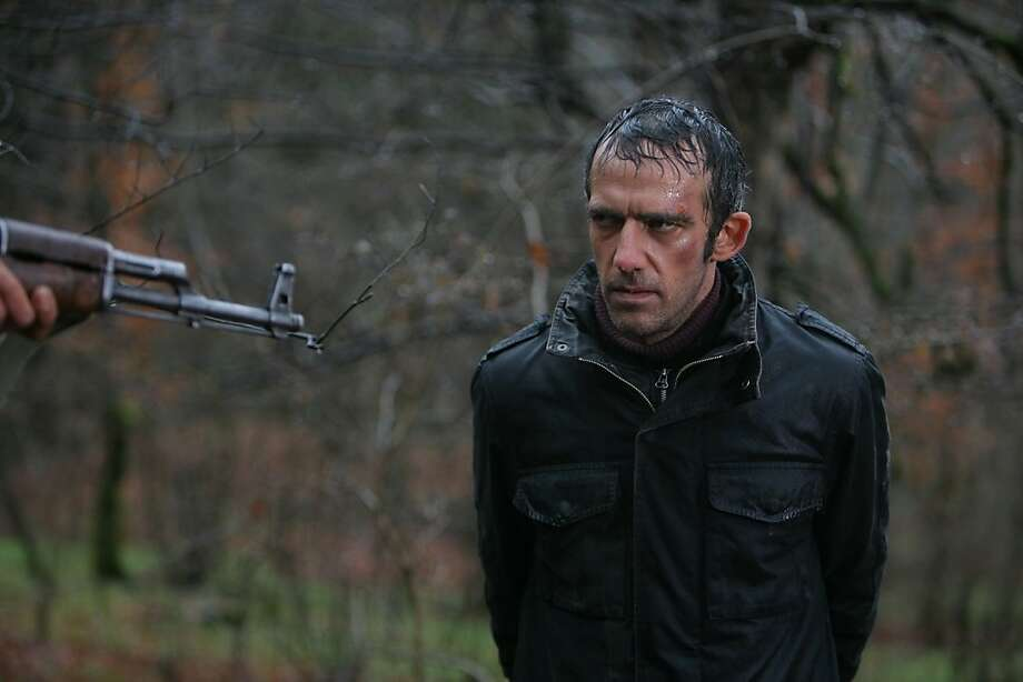 """Rafi Pitts appears in """"The Hunter."""" Photo: Olive Films"""