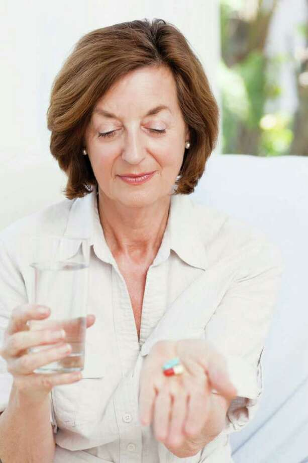 The federal Centers for Disease Control estimates that one in 10 Americans age 12 and older takes antidepressants. And a large sub-group of that population — some studies put the figure as high as 23 percent — comprises middle-aged women. Photo: Wavebreakmedia Ltd., Dreamstime.com / dreamstime.com