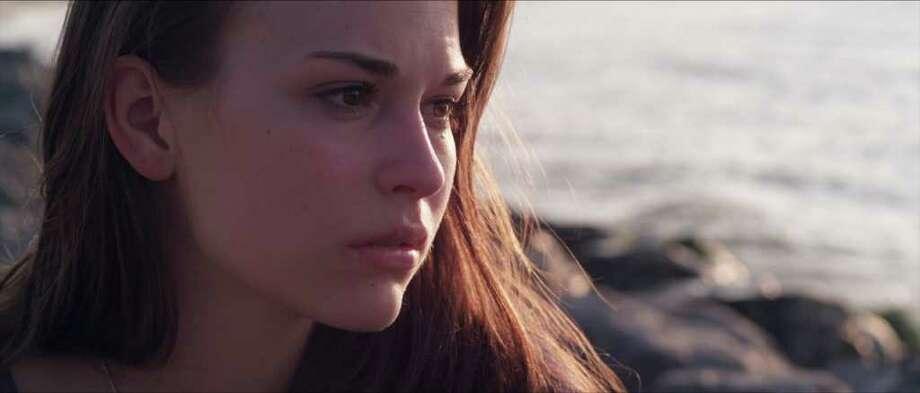 "Rachel Hendrix stars as Hannah in ""October Baby."" Photo: Samuel Goldwyn Films"