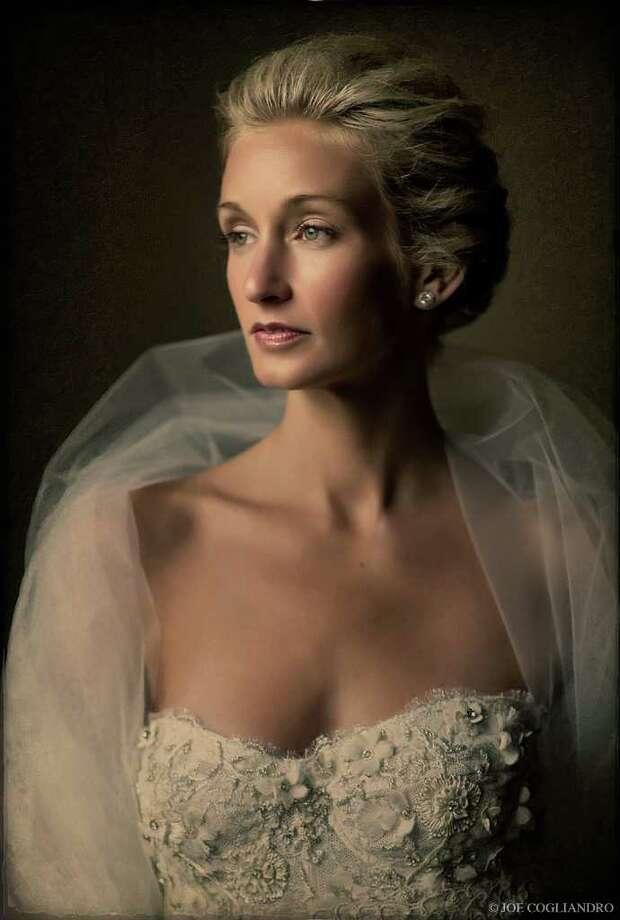 Joe Cogliandro won the 2012 Wedding and Portrait Photographers International Grand Award with this photo of Lori Hillman Knop. Photo: Joe Cogliandro