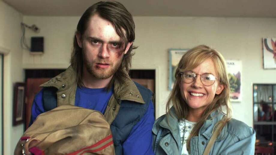 """Matt O'Leary and Rachael Harris star in Robbie Pickering's """"Natural Selection,"""" which opens Friday at Sundance Cinemas. Photo: Cinema Guild"""