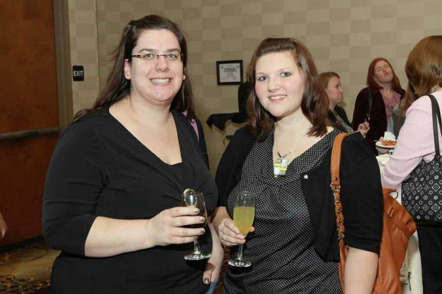 Were you Seen at Kristi Gustafson Barlette's On the Edge blog birthday party at Angelo's Prime B