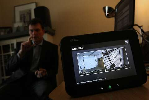 Comcast offers advanced home security system - SFGate