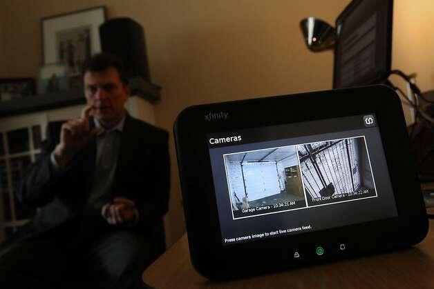 Comcast offers advanced home security system - SFGate  Comcast offers ...