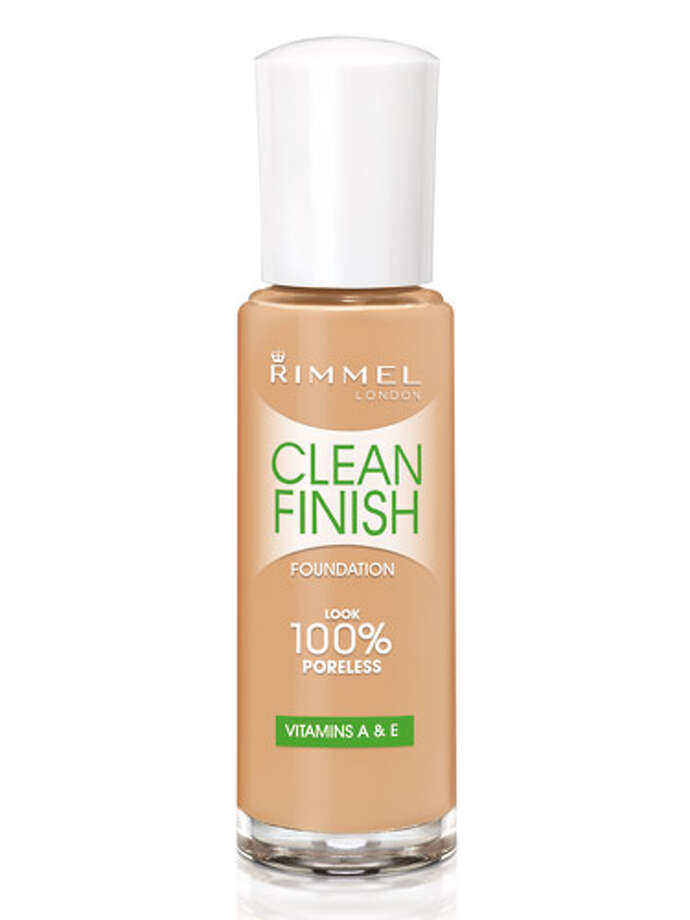 Rimmel Clean Finish Foundation Forget shelling out lots of cash for top-notch foundation. Antioxidants plus vitamins A and E mean this concoction's improving your skin's appearance for the moment and the long-run.$4.99; ulta.comReprinted with Permission of Hearst Communications, Inc. Originally Published: Beauty Bargains Under $20 Courtesy of Rimmel Courtesy of Rimmel