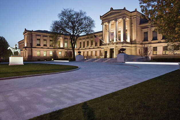 The Museum of Fine Arts in Boston. (Photograph © Museum of Fine Arts, Boston)