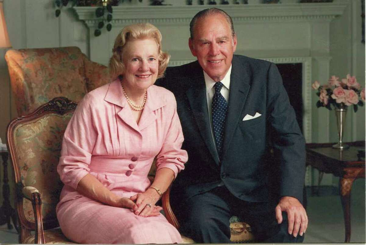 The late Anne P. and Harold W. McGraw, Jr. have been longtime supporters fo the Norwalk Hospital. Their children continued that tradition by donating $10 million, the most generous gift the hospital has ever received.