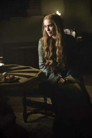 GAME OF THRONES episode 12 (season 2, episode 2): Lena Headey. photo: Helen Sloan / HBO
