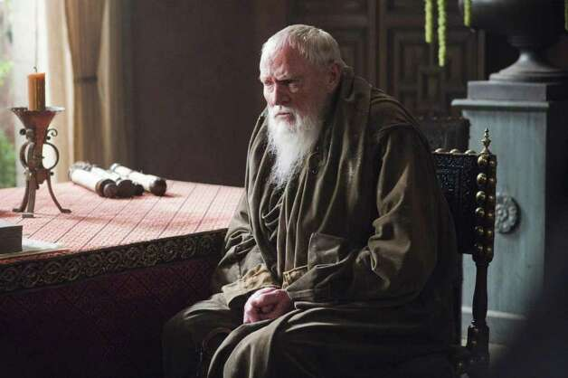 GAME OF THRONES episode 13 (season 2, episode 3): Julian Glover. photo: Helen Sloan / HBO