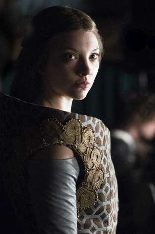 GAME OF THRONES episode 15 (season 2, episode 5): Natalie Dormer. photo: Helen Sloan / HBO