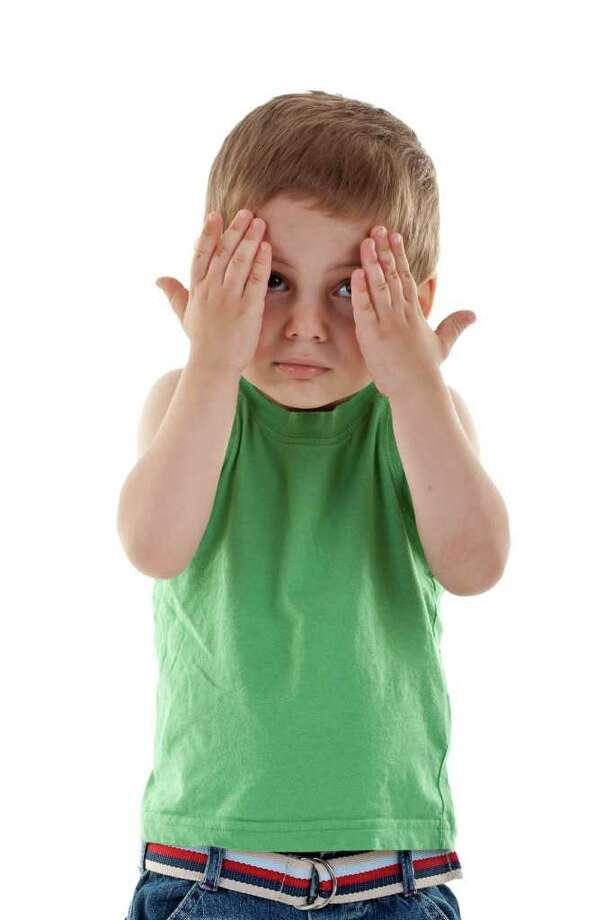 Los miedos de los niños. Photo: Fotolia / Viorel Sima - Fotolia