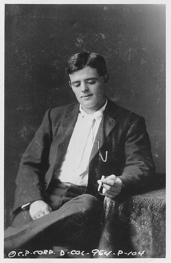 """Jack London's """"Sea Wolf"""" was told in motion pictures in 1913. Photo: Unknown, Chronicle File Photo"""