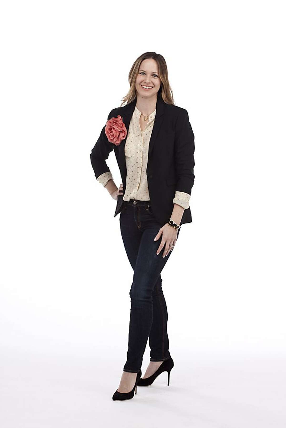 Amanda Teal, seen on Thursday, March 22, 2012 in San Francisco, Calif., is in this week's Stylemaker Spotlight.