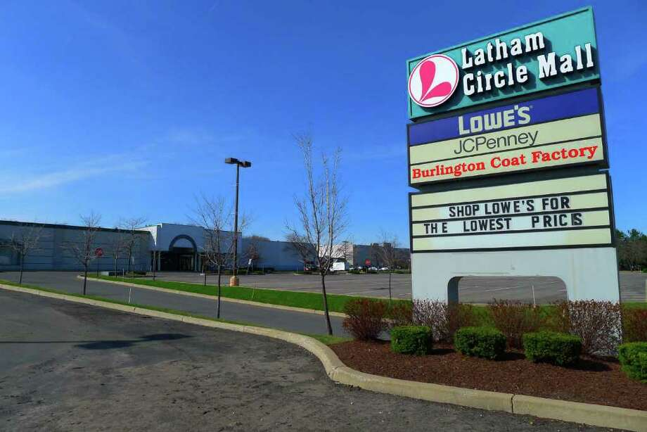 The Latham Circle Mall in Latham N.Y., Friday March 30, 2012. (Michael P. Farrell/Times Union) Photo: Michael P. Farrell