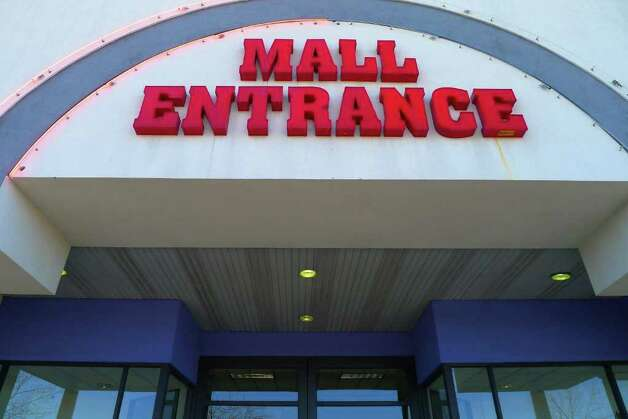 Detail of of the Latham Circle Mall main entrance in Latham N.Y., Friday March 30, 2012. (Michael P. Farrell/Times Union) Photo: Michael P. Farrell