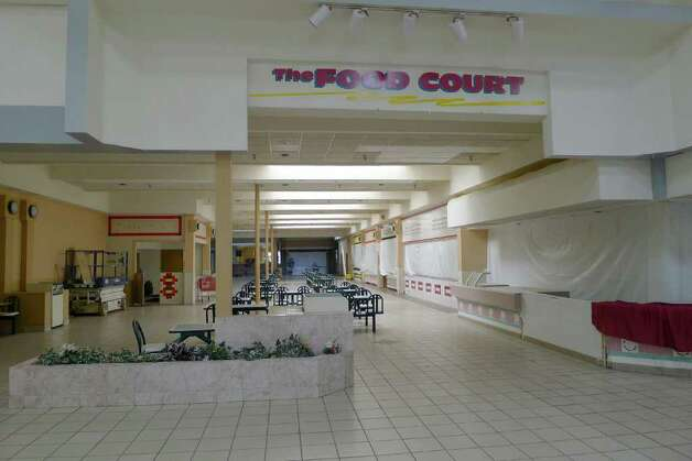 Interior of the Latham Circle Mall in Latham N.Y., Friday March 30, 2012. (Michael P. Farrell/Times Union) Photo: Michael P. Farrell