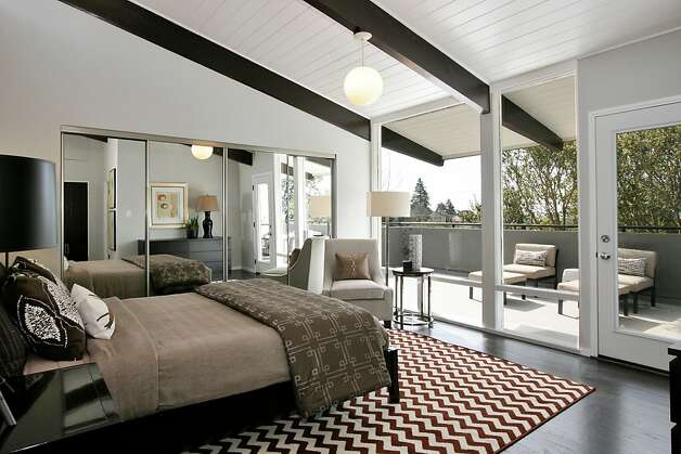 Classic Midcentury Modern Home Receives An Extensive Makeover Sfgate