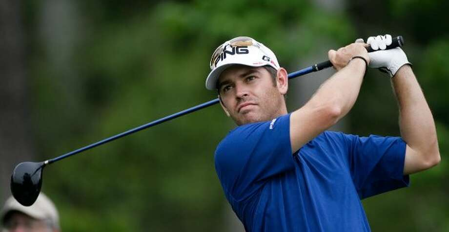 Louis Oosthuizen is ranked No. 5 in the world. (Nick de la Torre/Chronicle)