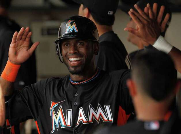 Speedy but injury-prone Jose Reyes left the Mets for South Beach in free agency. Photo: AP