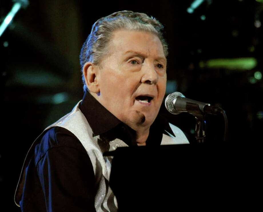 Jerry Lee Lewis has been married seven times. His most famous marriage was his third in which he married his 13-year-old cousin.  Photo: Henny Ray Abrams / AP2009