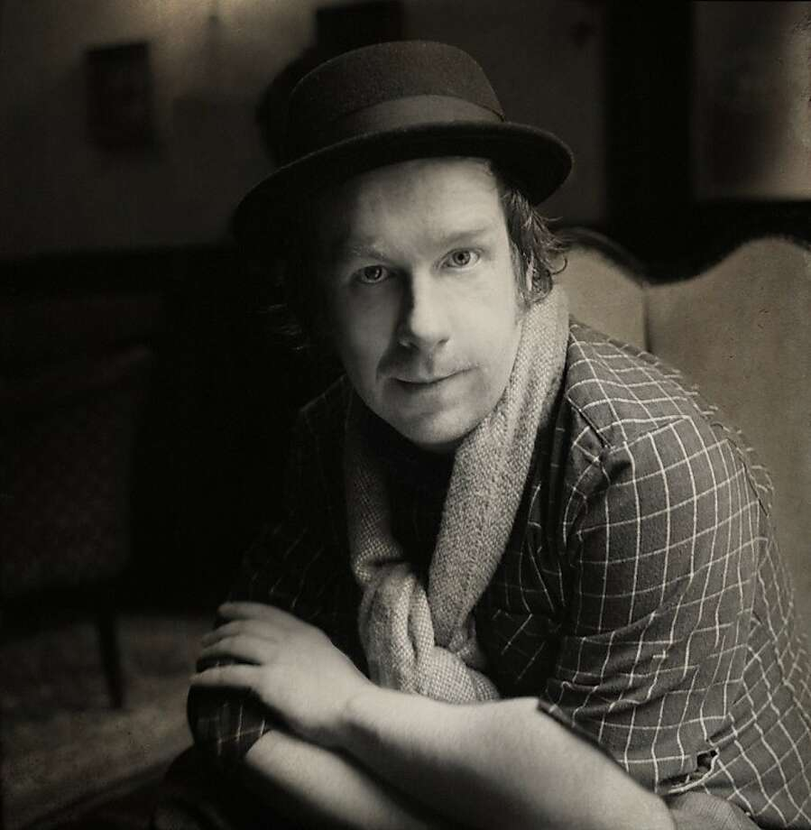 Kevin Barry Photo: Hugh O'Conor