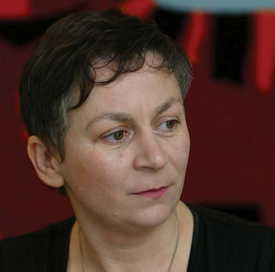 Anne Enright Photo: Joe O'Shaughnessy