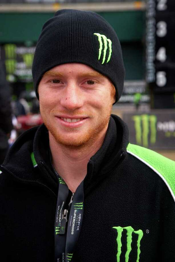 Ryan Villopoto - AMA Supercross rider - 2010 AMA Supercross photo by Jeff Kardas Photo: Jeff Kardas / handout