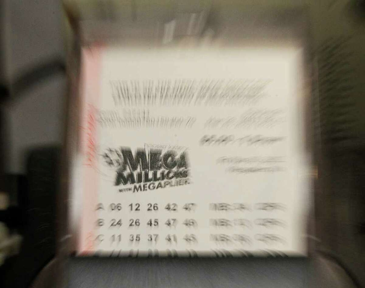 A San Antonio resident is $4 million richer after purchasing a winning Mega Millions ticket for Tuesday's drawing, according to the Texas Lottery's website.