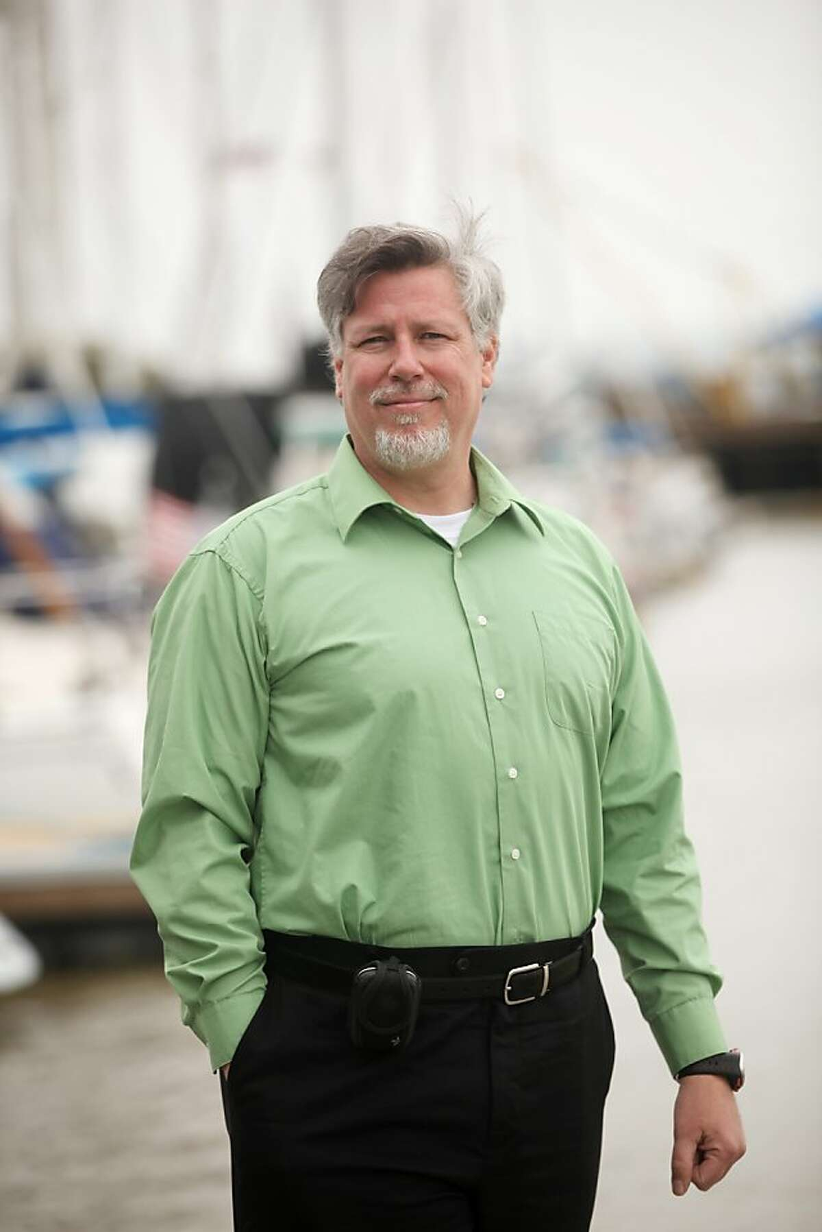 Matt Ceryes is the Vallejo Yacht Club manager. Jack London submitted and application to the Yacht Club in 1910.
