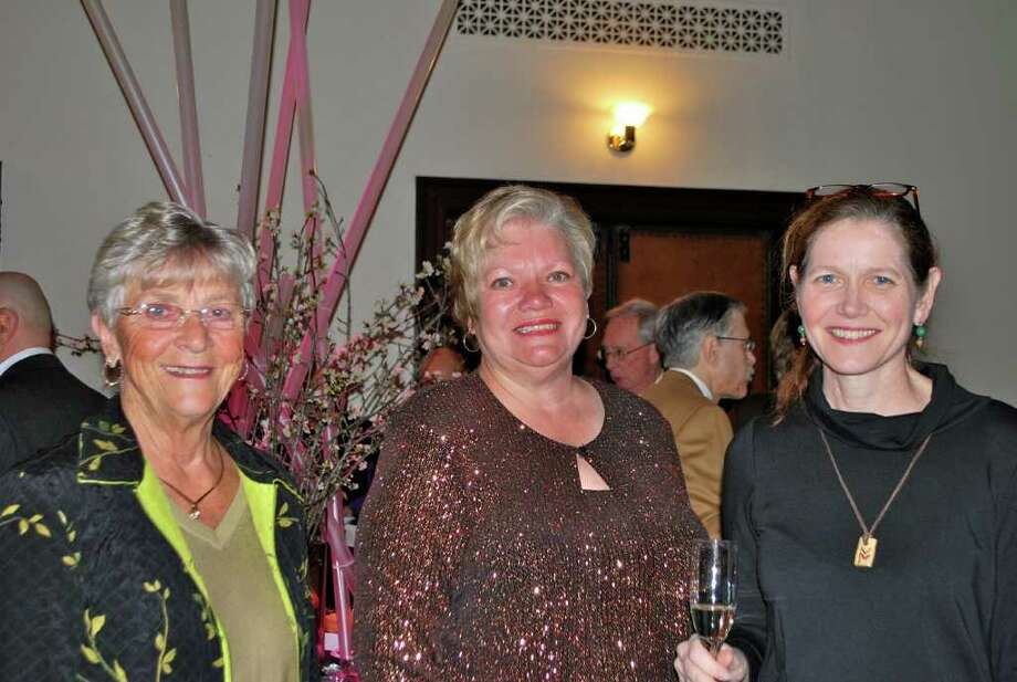 Were you Seen at the Moveable Feast benefit for the Historic Albany Foundation at Albany Academy on Saturday, March 31, 2012? Photo:  Silvia Meder Lilly