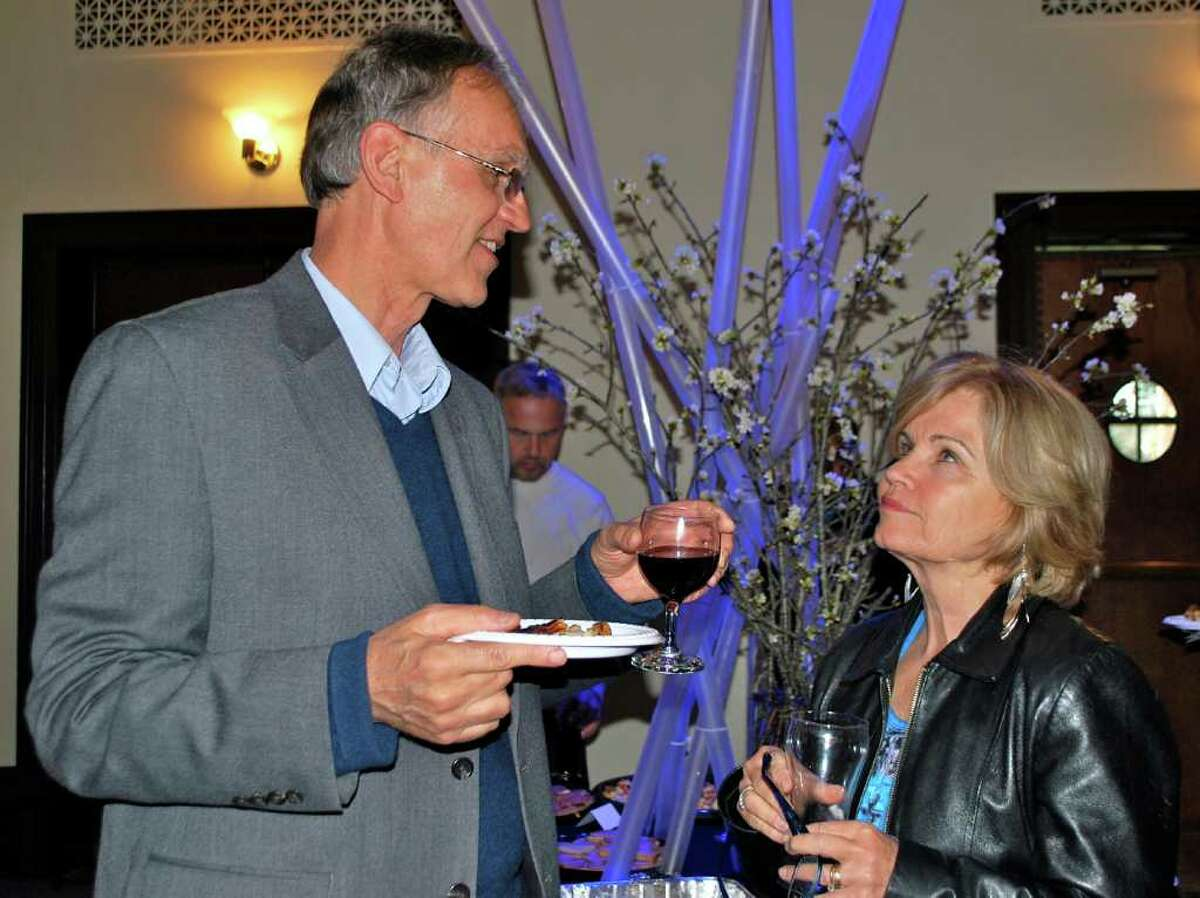 Were you Seen at the Moveable Feast benefit for the Historic Albany Foundation at Albany Academy on Saturday, March 31, 2012?