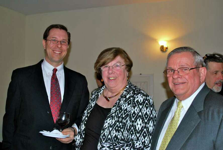 Were you Seen at the Moveable Feast benefit for the Historic Albany Foundation at Albany Academy on