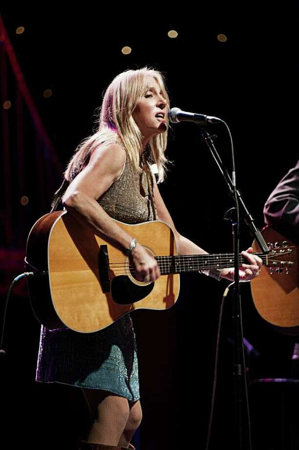 Pegi Young and her backing band, The Survivors, will play StageOne at the Fairfield Theatre Company Friday night, April 6. Photo: Contributed Photo / Connecticut Post Contributed