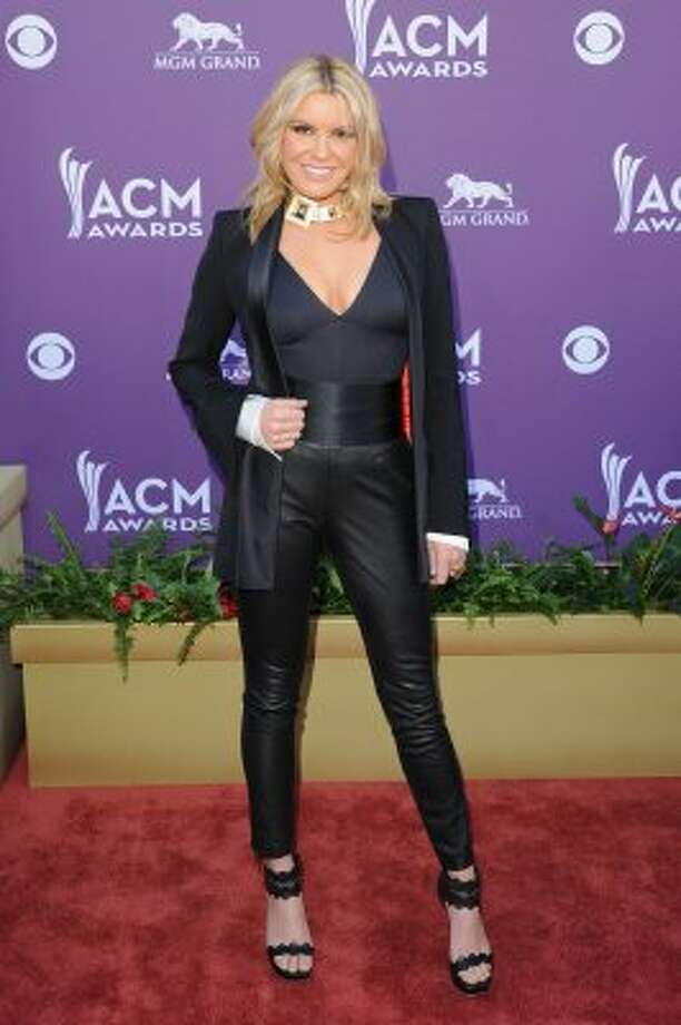 LAS VEGAS, NV - APRIL 01:  Musician Grace Potter arrives at the 47th Annual Academy Of Country Music Awards held at the MGM Grand Garden Arena on April 1, 2012 in Las Vegas, Nevada.  (Photo by Jason Merritt/Getty Images) (Jason Merritt / Getty Images)