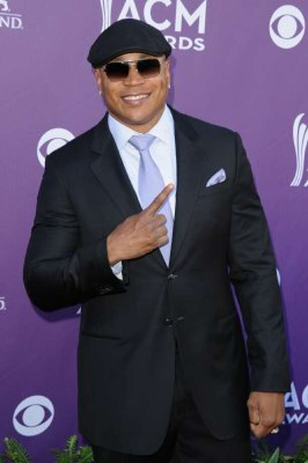 LAS VEGAS, NV - APRIL 01:  LL Cool J arrives at the 47th Annual Academy Of Country Music Awards held at the MGM Grand Garden Arena on April 1, 2012 in Las Vegas, Nevada.  (Photo by Jason Merritt/Getty Images) (Jason Merritt / Getty Images)