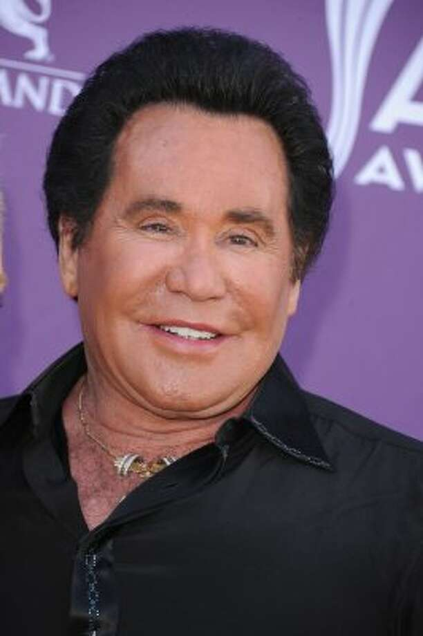 LAS VEGAS, NV - APRIL 01:  Singer Wayne Newton arrives at the 47th Annual Academy Of Country Music Awards held at the MGM Grand Garden Arena on April 1, 2012 in Las Vegas, Nevada.  (Photo by Jason Merritt/Getty Images) (Jason Merritt / Getty Images)
