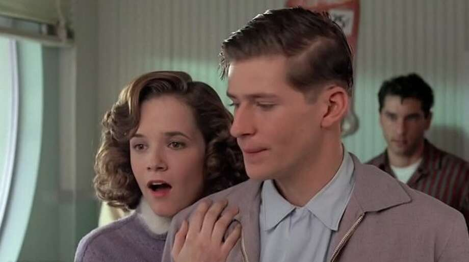 Hopefully the prince will find the courage to stand up for himself as did George McFly, Crispin Glover's character in 'Back to the Future.' (YouTube video image)