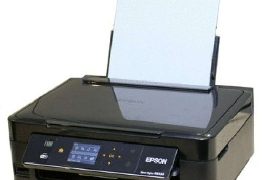 Epson Stylus NX430 Small-in-One All-in-One Printer Photo: Cnet Review