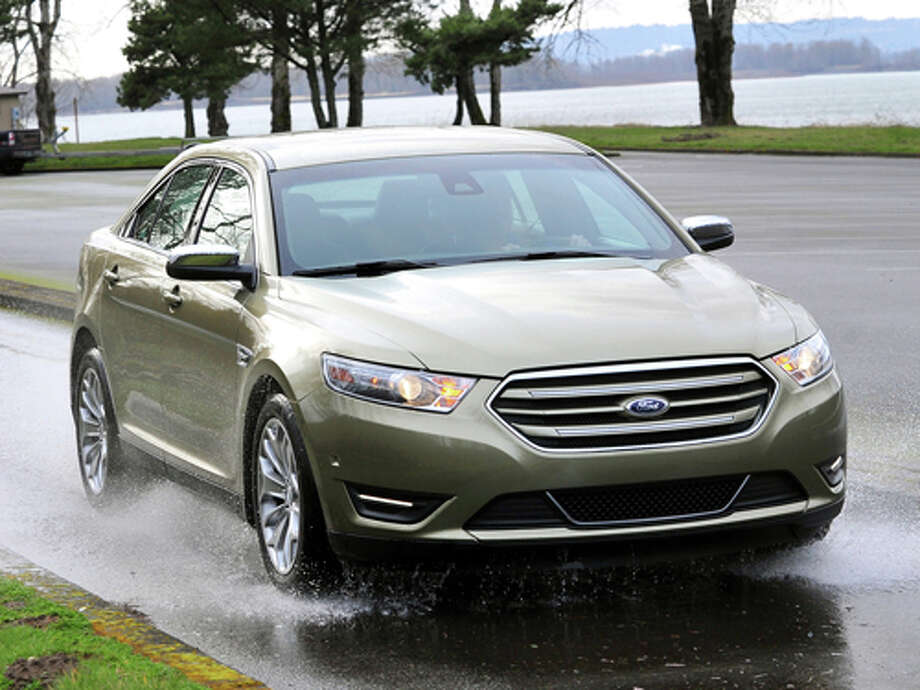 2013 Ford Taurus (photo courtesy of Ford Motor Company) Photo: Ford / © 2012 Ford Motor Company