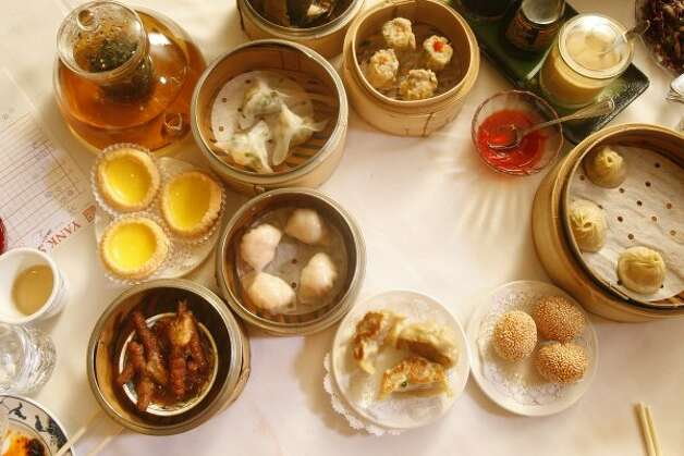 Square 13: Yank Sing's dim sum is a highlight of this area.